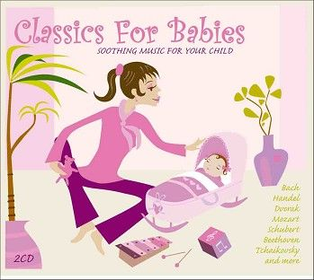 Various - Classics For Babies (2CD) - CD