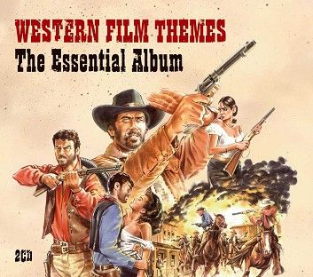Various - Western Film Themes (2CD) - CD