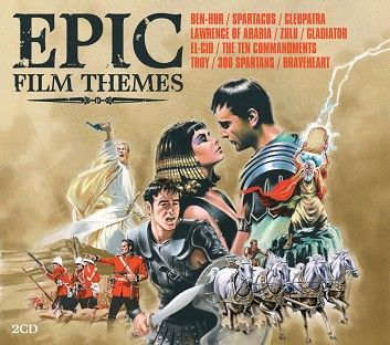 Various - Epic Film Themes (2CD) - CD