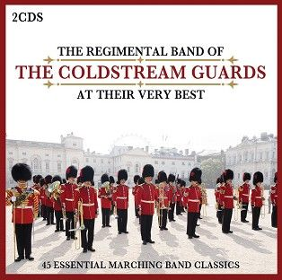 Regimental Band of the Coldstream Guards - At Their Very Best (2CD) - CD