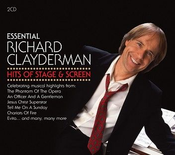 Richard Clayderman - The Hits Of Stage And Screen (2CD) - CD