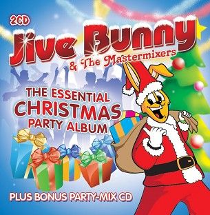 Jive Bunny - The Essential Christmas Party Album (2CD / Download) - CD