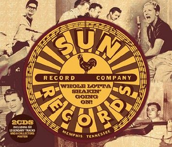 Various - Sun Records - Whole Lotta Shakin� Going On (2CD) - CD