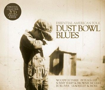 Various - Dust Bowl Blues - Essential American Folk (2CD / Download) - CD