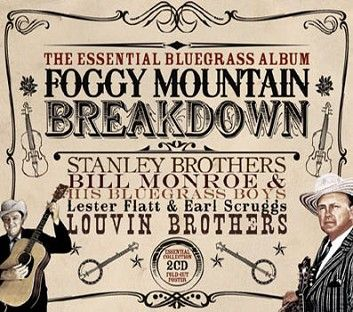 Various - Foggy Mountain Breakdown - Essential Bluegrass (2CD / Download) - CD