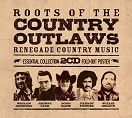 Various - The Roots Of The Country Outlaws (2CD / Download) - CD