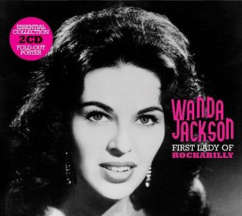 Wanda Jackson - First Lady Of Rockabilly (2CD / Download) - CD
