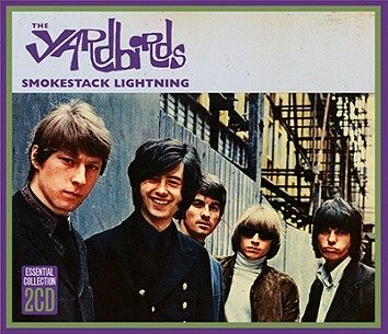 The Yardbirds - Smokestack Lightning (2CD / Download) - CD