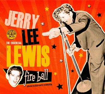 Jerry Lee Lewis - Fire Ball (2CD / Download) - CD