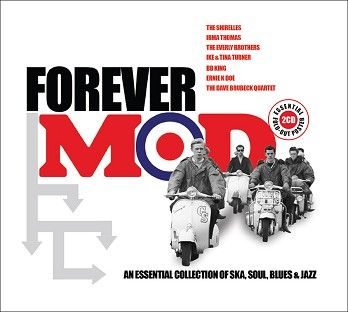 Various - Forever Mod (2CD / Download) - CD