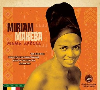 Miriam Makeba - Mama Africa (2CD / Download) - CD
