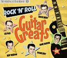 Various - Rock n Roll Guitar Greats (2CD / Download)