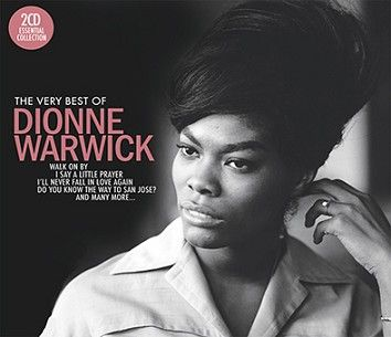 Dionne Warwick - The Very Best Of (2CD) - downloads, cds and