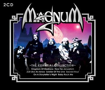 Magnum - The Essential Collection (2CD) - CD
