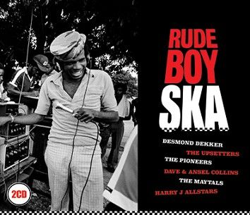 Various - Rude Boy Ska (2CD) - CD