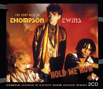 Thompson Twins - Hold Me Now (2CD) - CD