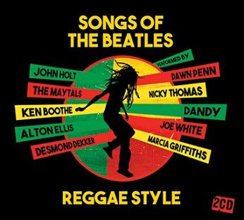 Various - Songs Of The Beatles, Reggae Style (2CD) - CD