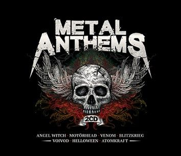 Various - Metal Anthems (2CD) - CD