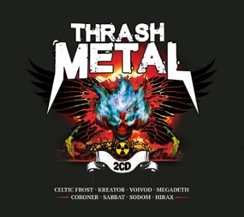 Various Artists - Thrash Metal (2CD) - CD