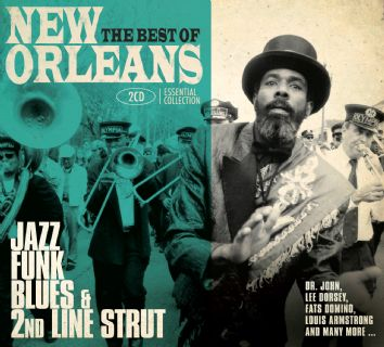 Various - The Best Of New Orleans (2CD) - CD