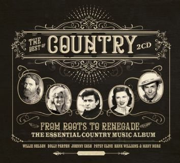 Various - The Best Of Country (2CD) - downloads, cds and