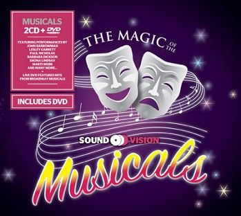 Various - The Magic Of The Musicals (2CD+DVD) - CD
