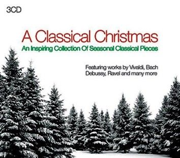 various a classical christmas 3cd download cd - Classical Christmas