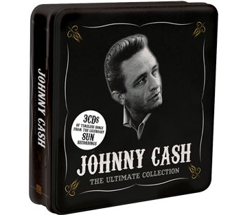 Johnny Cash - The Ultimate Collection (3CD Tin) - CD