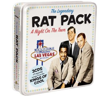 Rat Pack - The Legendary Rat Pack (3CD Tin) - CD