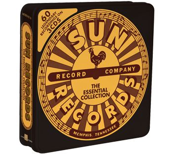 Various - Sun Records - The Essential Collection (3CD Tin) - CD