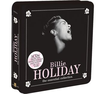 Billie Holiday - Billie Holiday - The Essential Collection (3CD Tin) - CD