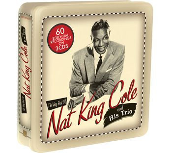 Nat King Cole - The Very Best Of Nat King Cole & His Trio (3CD Tin) - CD
