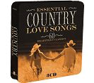 Various - Country Love Songs (3CD Tin) - CD