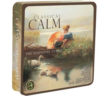 Various - Classical Calm (3CD Tin / Download) - CD
