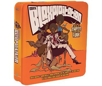 Various - Blaxploitation (3CD Tin) - CD