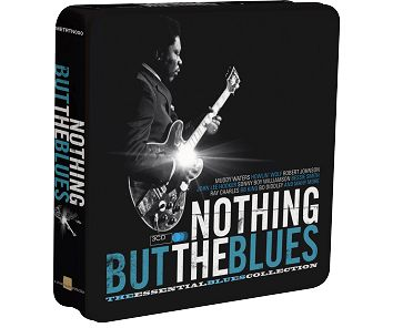 Various - Nothing But The Blues (3CD Tin) - CD