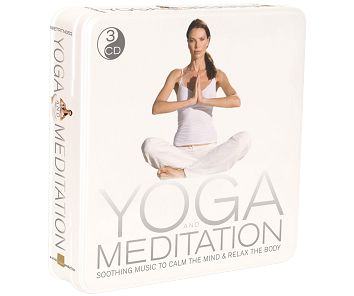 Various - Yoga & Meditation (3CD Tin) - CD
