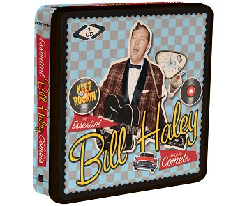 Bill Haley - Keep On Rockin (3CD Tin) - CD