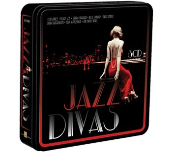 Various - Jazz Divas (3CD Tin) - CD