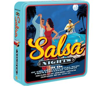 Various - Salsa Nights (3CD) - CD