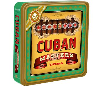 Various - Cuban Masters (3CD) - CD