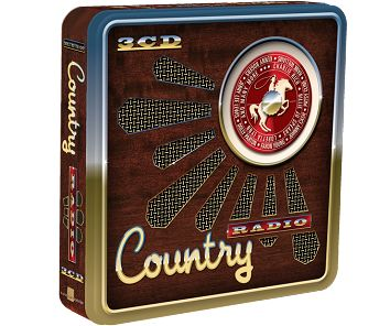 Various - Country Radio (3CD) - CD