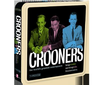 Various - Crooners: Crosby, Cole & Sinatra - CD