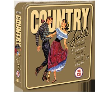 Various - Country Gold (3CD) - CD