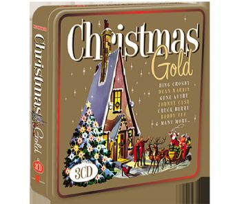 Various - Christmas Gold (3CD) - CD