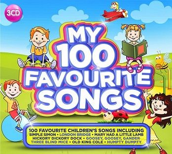 Various - My 100 Favourite Songs (3CD) - CD