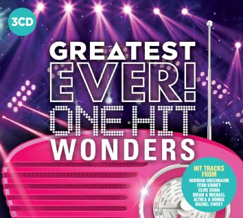 Various - Greatest Ever One Hit Wonders (3CD) - CD