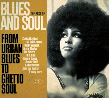 Various Artists - Best Of Blues And Soul (2CD) - CD