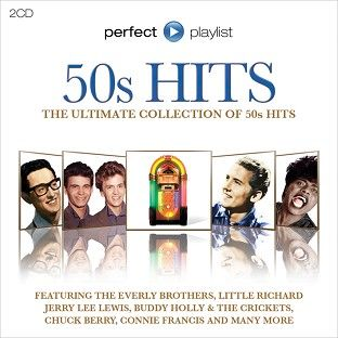 Various - Perfect Playlist 50s  Hits (2CD) - CD