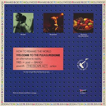 Frankie Goes To Hollywood - Welcome To The Pleasuredome (Download) - Download